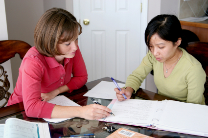 Tutoring at home